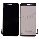 LCD Screen Display with Digitizer Touch Panel for LG Aristo 3 LM-220MA - Black