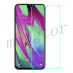 Tempered Glass Screen Protector for Samsung Galaxy A40 2019 A405(Retail Packaging)