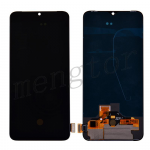 LCD Screen Display with Digitizer Touch Panel for OnePlus 7 - Black