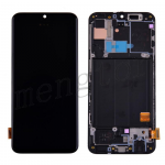LCD Screen Display with Digitizer Touch Panel and Frame for Samsung Galaxy A40 2019 A405 - Black