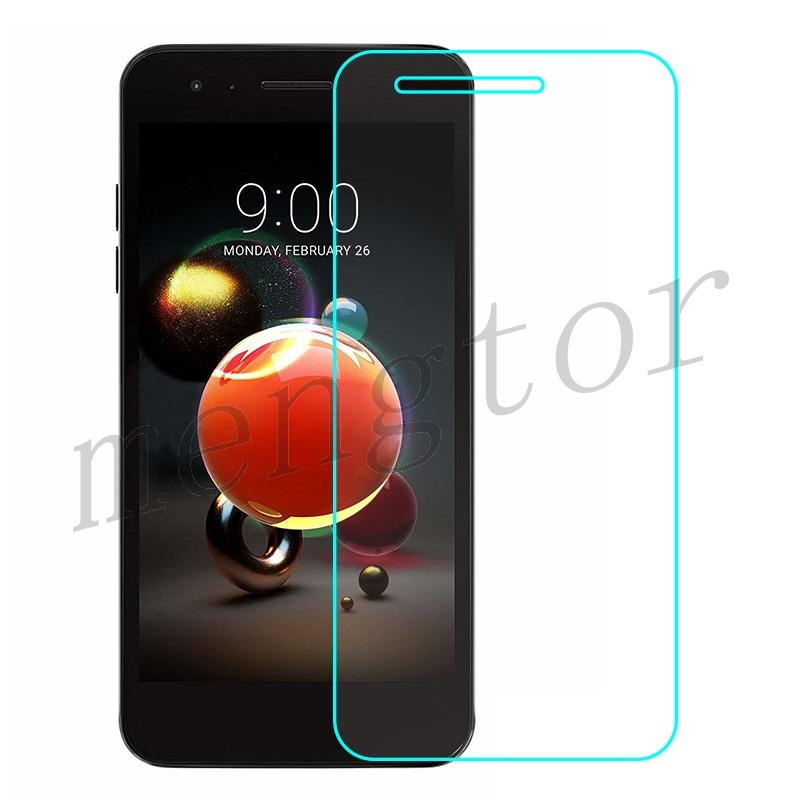 Tempered Glass Screen Protector for LG K8 (2018) LM-X210ULMG,LM-X210CM,Aristo 2/ Aristo 3 (Retail Packaging)