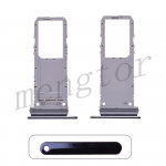 Sim Card Tray for Samsung Galaxy Note 10 N970(Single SIM Card Version) - Black