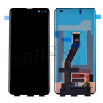 LCD Screen Display with Digitizer Touch Panel for Samsung Galaxy S10 5G G977 - Black