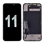 LCD Screen Display with Touch Digitizer Panel and Frame for iPhone 11(6.1 inches)(High Quality) - Black