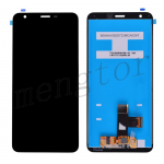 LCD Screen Display with Touch Digitizer Panel for LG K30 2019 X320 - Black
