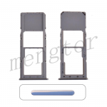 Sim Card Tray for Samsung Galaxy A20 (2019) A205 - Silver