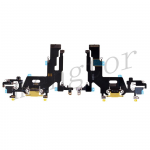 Charging Port with Flex Cable for iPhone 11(6.1 inches)(Super High Quality) - Yellow