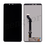 LCD Screen Display with Digitizer Touch Panel for Nokia 3.1 Plus - Black