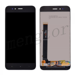 LCD Screen Display with Digitizer Touch Panel for Xiaomi Mi A1(Mi 5X) - Black