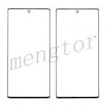 Front Screen Glass Lens for Samsung Galaxy Note 10 N970 - Black