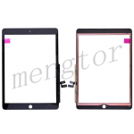 Touch Screen Digitizer for iPad 7(2019)/ iPad 8 (2020) (10.2 inches) (High Quality) - Black