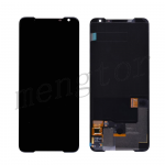 LCD Screen Display with Touch Digitizer Panel for Asus ROG Phone 2 ZS660KL - Black