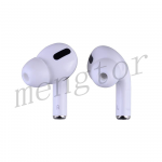 Bluetooth Wireless Earbuds for Mobile Phone(Super High Quality) - White