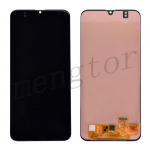 OLED Screen Display with Digitizer Touch Panel for Samsung Galaxy A20 2019 A205 - Black