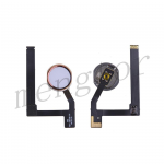 Home Button Connector with Flex Cable Ribbon for iPad mini 5 - Rose Gold