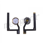 Home Button Connector with Flex Cable Ribbon for iPad mini 5  - Gold