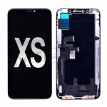 OLED Screen Display with Touch Digitizer Panel and Frame for iPhone XS(5.8 inches)(High Quality) - Black