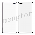 Front Screen Glass Lens for Samsung Galaxy S10 5G G977 - Black