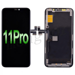 LCD Screen Display with Touch Digitizer Panel and Frame for iPhone 11 Pro(5.8 inches)(Incell) - Black
