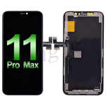 LCD Screen Display with Touch Digitizer Panel and Frame for iPhone 11 Pro Max(6.5 inches)(Incell) - Black