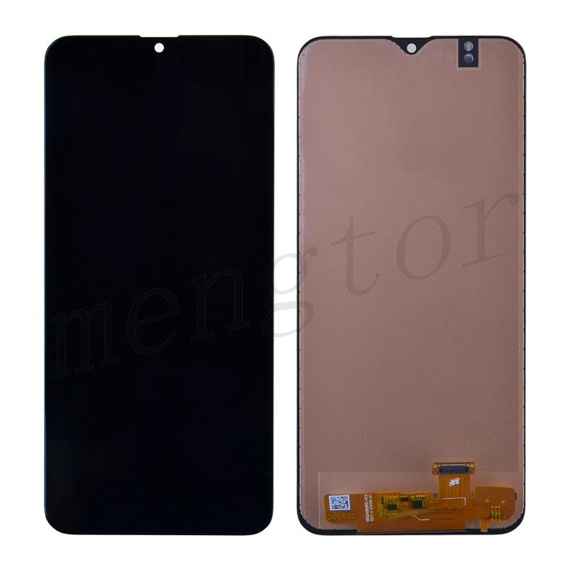 LCD Screen Display with Digitizer Touch Panel for Samsung Galaxy A20 2019 A205 (Incell) - Black