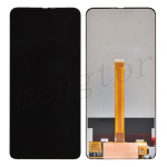 LCD Screen Digitizer Assembly for Motorola One Hyper XT2027 - Black