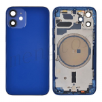 Back Housing for iPhone 12 mini (Super High Quality) (for iPhone) - Blue
