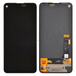 LCD Screen Digitizer Assembly for Google Pixel 4a 5G - Black