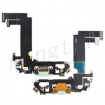 Charging Port with Flex Cable for iPhone 12 mini (5.4 inches) (Super High Quality) - Green